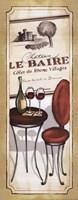 Vin Rouge Fine Art Print