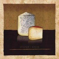 Cheeses II Framed Print
