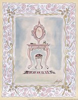 Toilette IV Fine Art Print