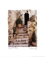 Steps 'n Stones Fine Art Print