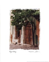 Elegant Entry Fine Art Print