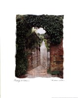 Passage to Eden Fine Art Print
