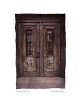 Doors of Cuba II Fine Art Print
