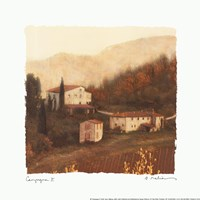 """Campagna II by Amy Melious - 9"""" x 9"""""""