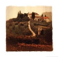 "Villa I by Amy Melious - 20"" x 20"""