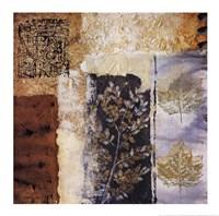 "Segment II by Cheryl Martin - 18"" x 18"""
