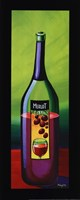 """Merlot by Mary Naylor - 8"""" x 20"""""""