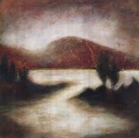 "Ocean Light I by Susan Osborne - 27"" x 27"""