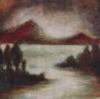 "Ocean Light II by Susan Osborne - 27"" x 27"""