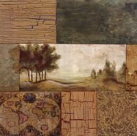 "Old World Traditions III by Susan Osborne - 18"" x 18"""
