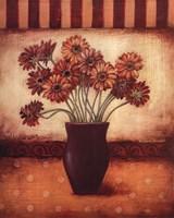 Red Daisies Fine Art Print