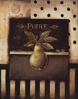 """Poire by Kimberly Poloson - 16"""" x 20"""""""