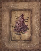 "Grand Savin Lilac by Kimberly Poloson - 24"" x 30"""