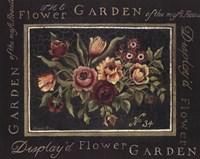 Flower Garden No.34 Fine Art Print