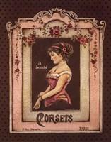 Corsets II Fine Art Print