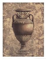 Classical Urn Series 1-A Fine Art Print