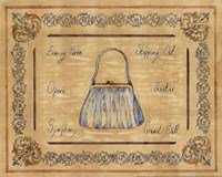 Evening Purse Fine Art Print