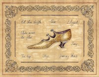 Dancing Shoe Fine Art Print