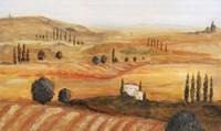 Landscape Field 2 Fine Art Print