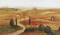 Landscape Field 3 Fine Art Print