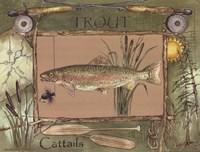 Trout Fine Art Print