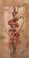 """Floral III by Anita Phillips - 8"""" x 16"""""""