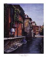"Verenna Harbor by Barbara Felisky - 26"" x 32"""