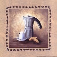 "Italian Coffee by Barbara Felisky - 10"" x 10"""
