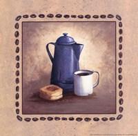American Coffee Fine Art Print