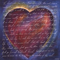 """18"""" x 18"""" Heart Pictures"""