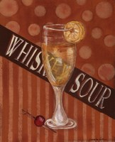 """Whisky Sour by Grace Pullen - 8"""" x 10"""""""