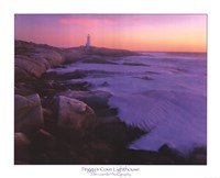 "Peggy's Cove by John Gavrilis - 32"" x 26"""