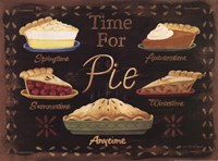 Time for Pie Fine Art Print