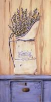 """Belle Bleu by Jo Moulton - 10"""" x 20"""""""