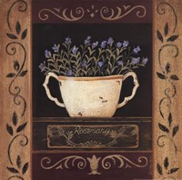Rosemary Fine Art Print