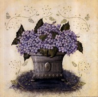 Color Purple I Fine Art Print
