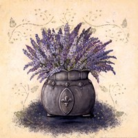 Color Purple II Fine Art Print