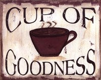 Cup of Goodness Fine Art Print
