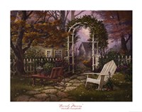 """Heavenly Morning by Michael Humphries - 28"""" x 22"""""""