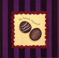 "My Attitude Adjustment by Stephanie Marrott - 10"" x 10"""