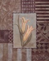 Small Lillies Fine Art Print