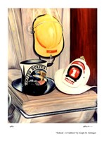 Helmets - A TRadition (Signed & Numbered Limited Edition) Fine Art Print