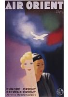 Air Orient Fine Art Print