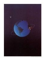 Satellite Pig Fine Art Print