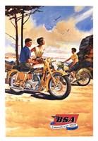BSA by Richard Henson - various sizes