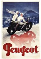 Peugeot Fine Art Print