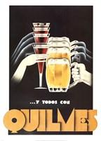 Quilmes Fine Art Print