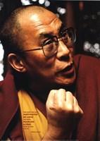 Dalai Lama-Love and Compassion Fine Art Print