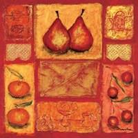 "Cuisine I by Francoise Persillon - 20"" x 20"""