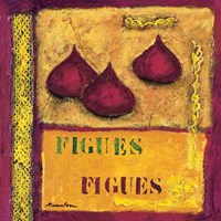 """Figues by Francoise Persillon - 12"""" x 12"""""""